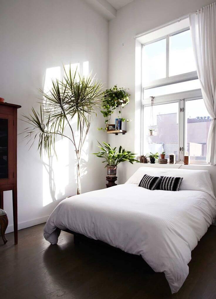 decora o minimalista para o quarto em 7 passos. Black Bedroom Furniture Sets. Home Design Ideas