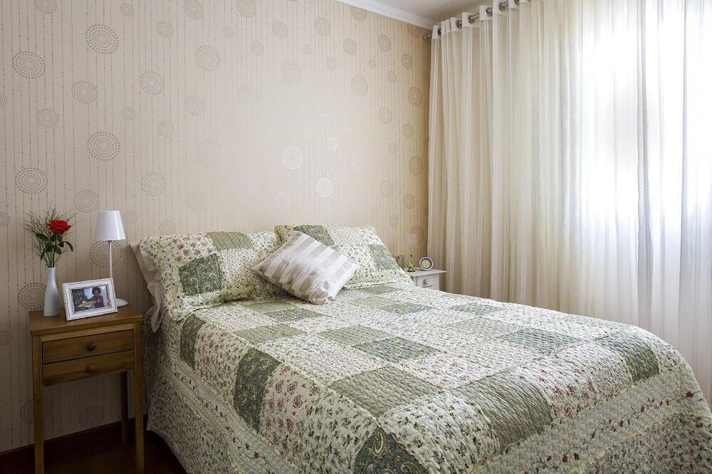 papel de parede para decoração simples