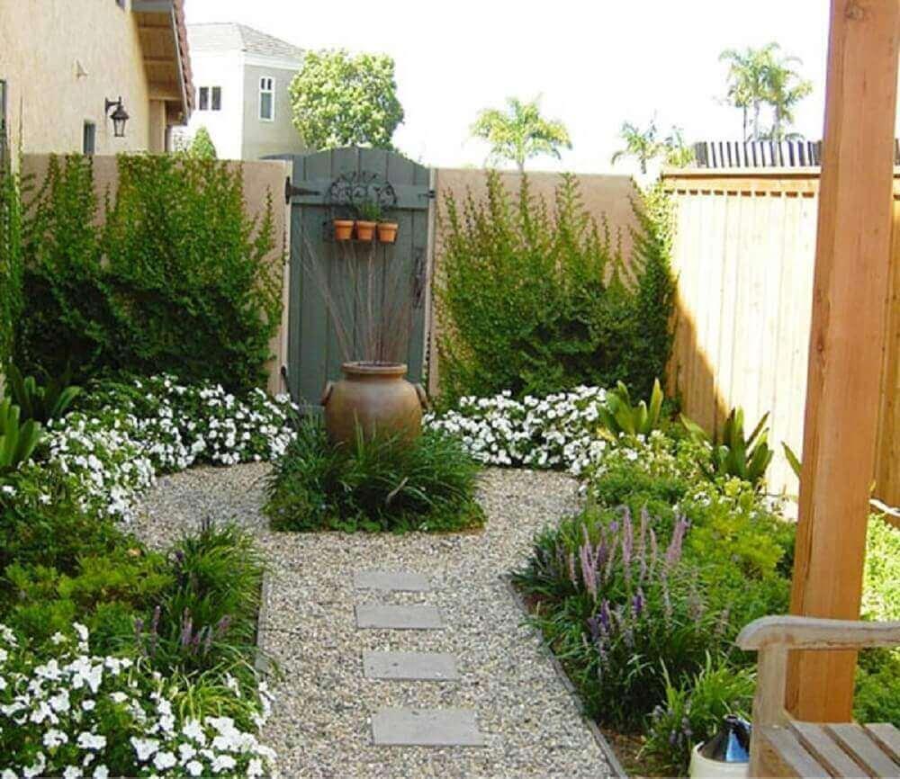 flores e plantas para jardim
