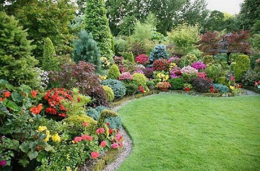 flores para jardim o ano todo