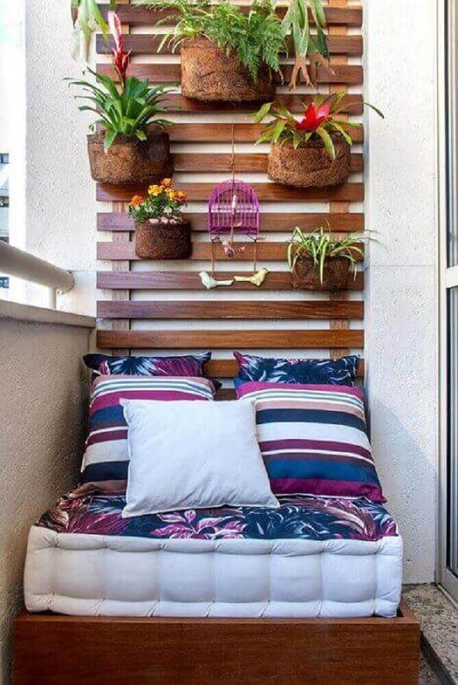 jardim vertical para varanda