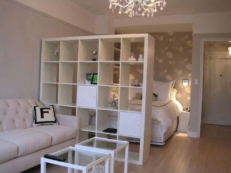 móveis vazados para apartamento pequeno