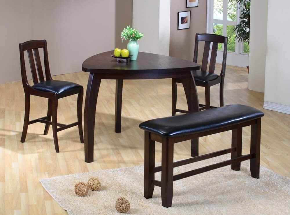 modelo de mesa de jantar pequena