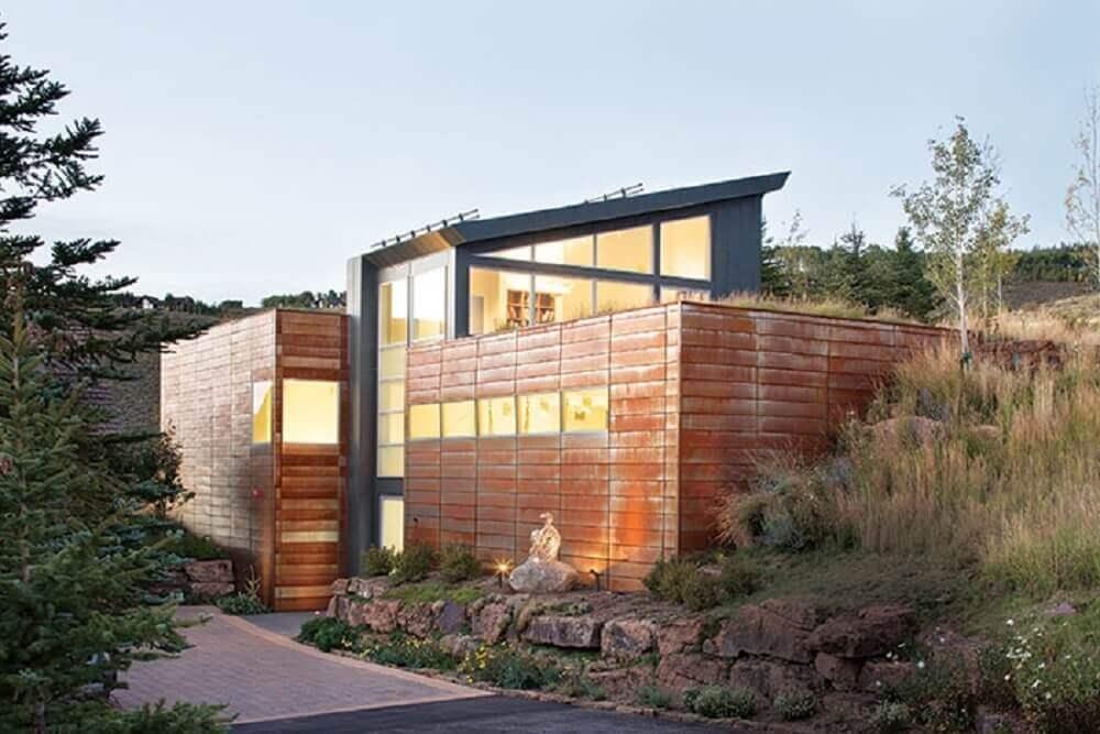 modelos de casas de fazenda
