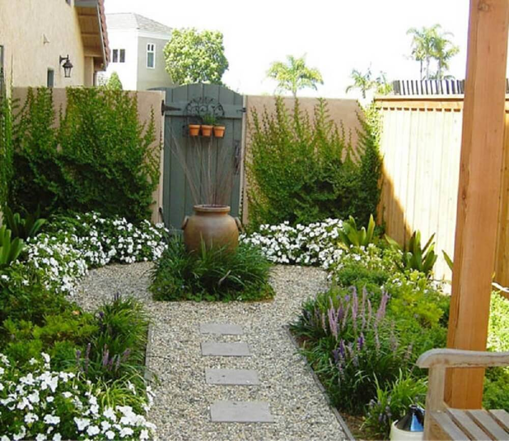modelos de jardim bonitos