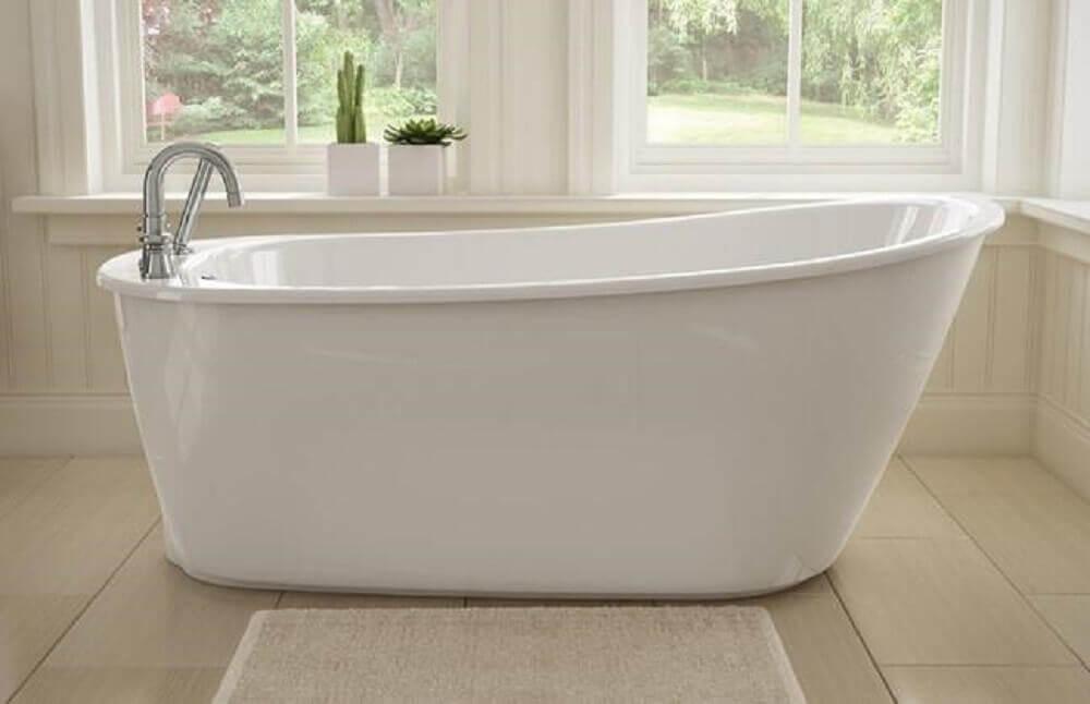 tipos de banheira de apoio simples