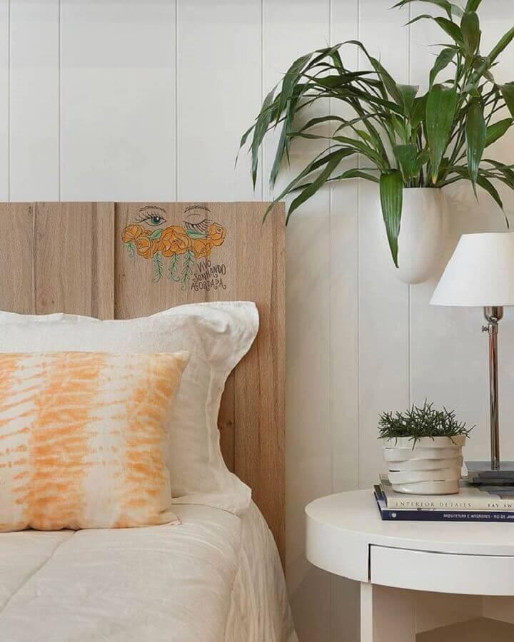 vasos de plantas para decoração de quarto simples Foto Home Fashion Trend