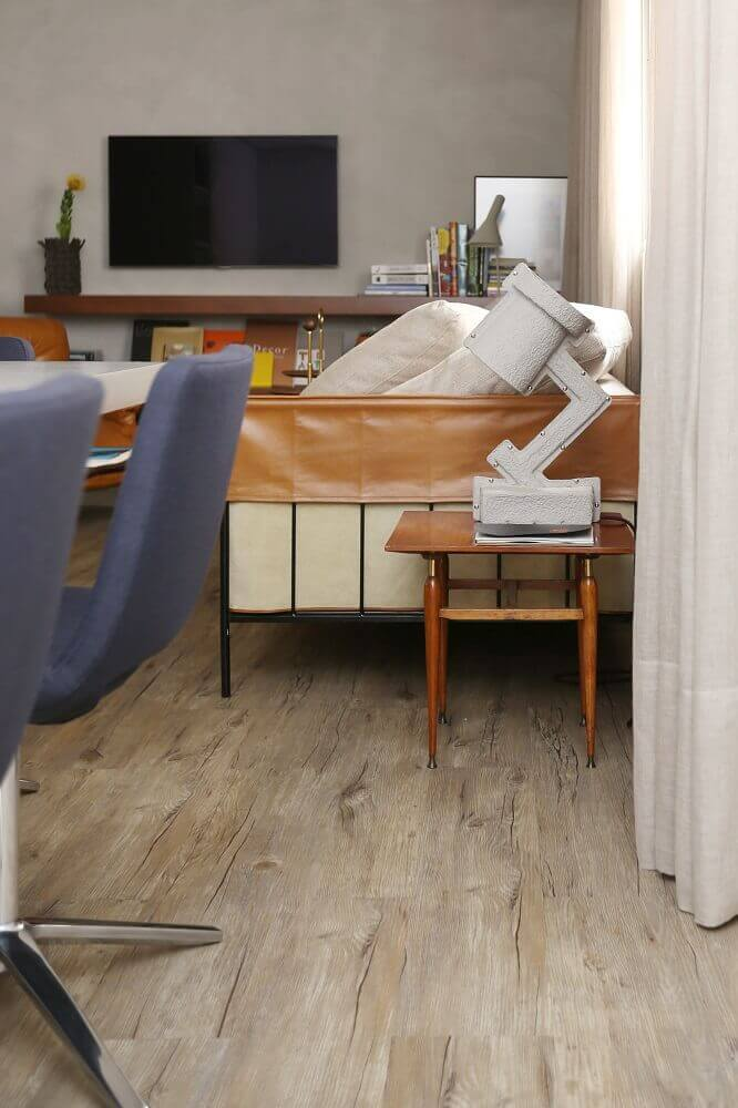 Abajur moderno para sala de estar