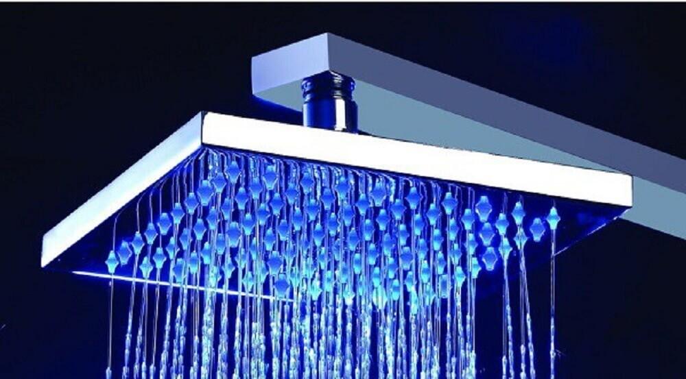 chuveiro de LED