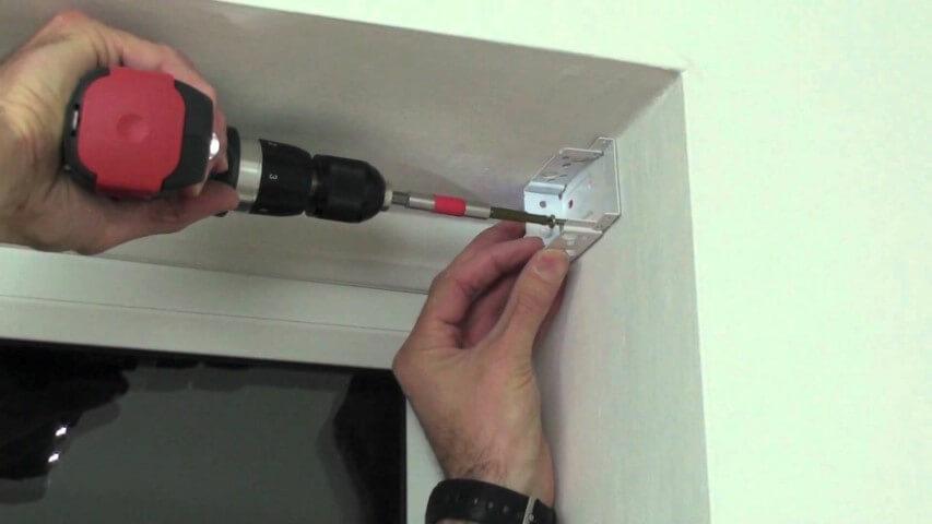 Como instalar persiana