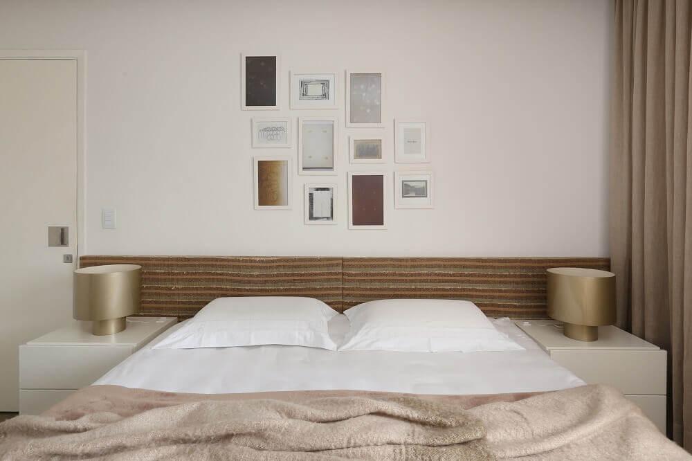 Decoração para quarto de casal pequeno