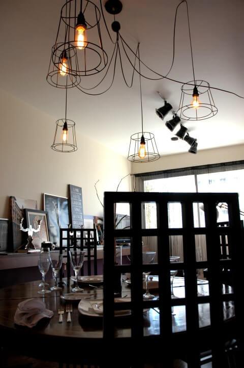 Detalhe da sala da decoração afetiva Murilo Grilo