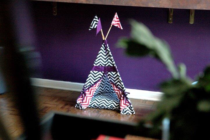 Tenda da decoração afetiva Murilo Grilo