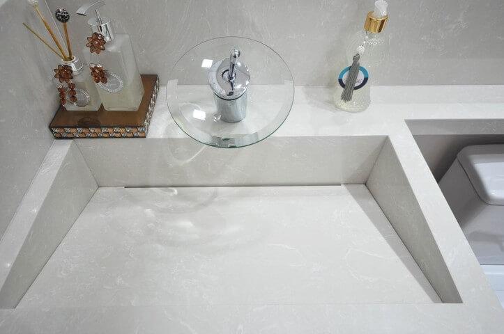 Torneiras de vidro Projeto de Condecorar