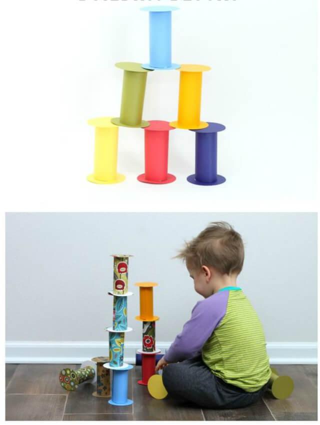 Use e abuse da criatividade na hora de criar brinquedos de artesanato com rolo de papel higiênico. Fonte: Revista Artesanato
