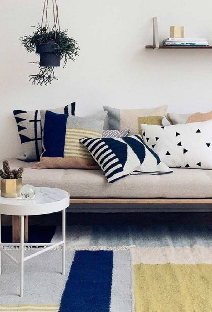 almofadas decorativas para sofá
