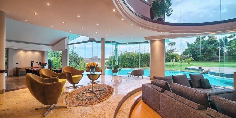 casas luxuosas