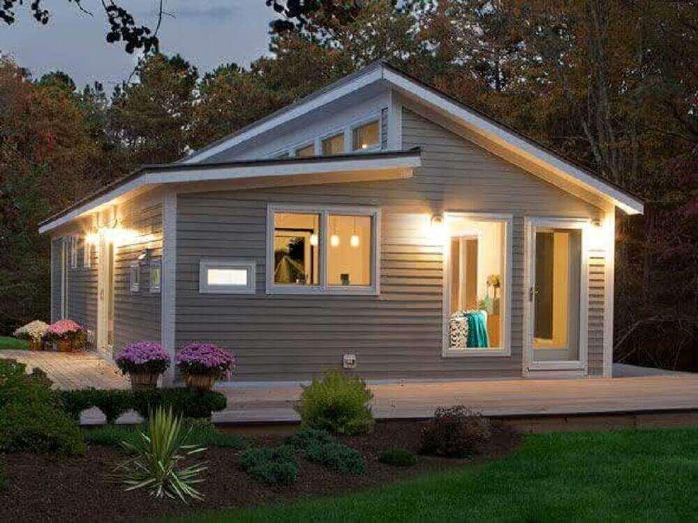 casas pequenas e lindas de madeira