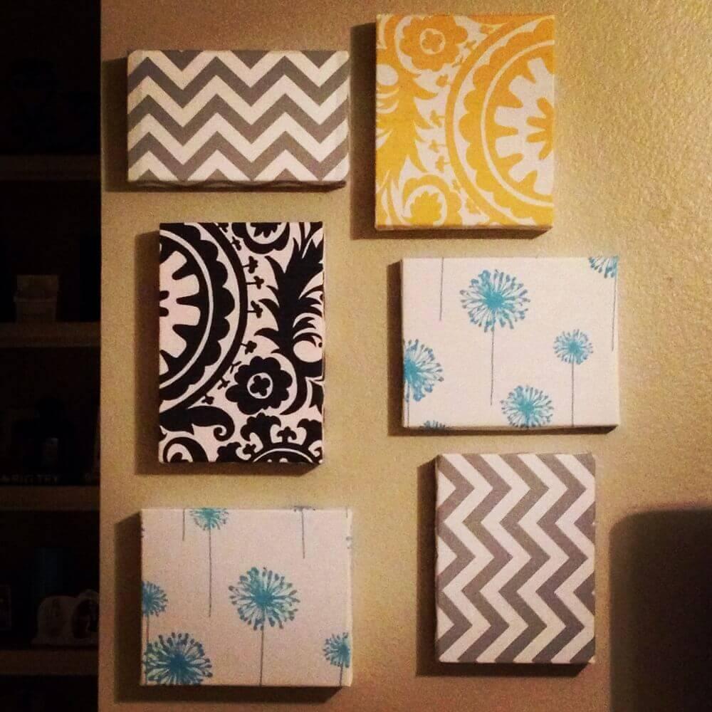decoração com caixas de sapatos