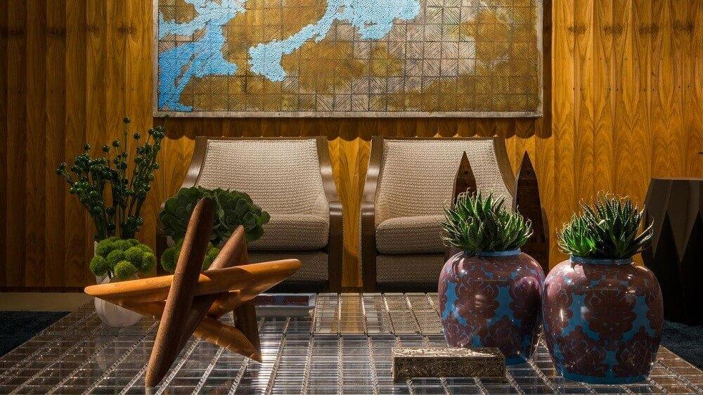modelos diferentes de vasos decorativos para sala