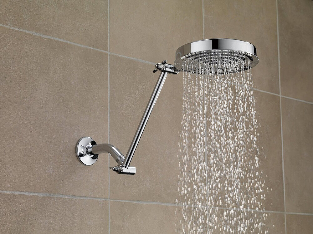 ducha redonda