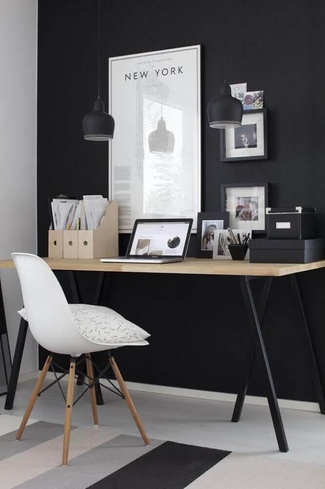 escrivaninha minimalista