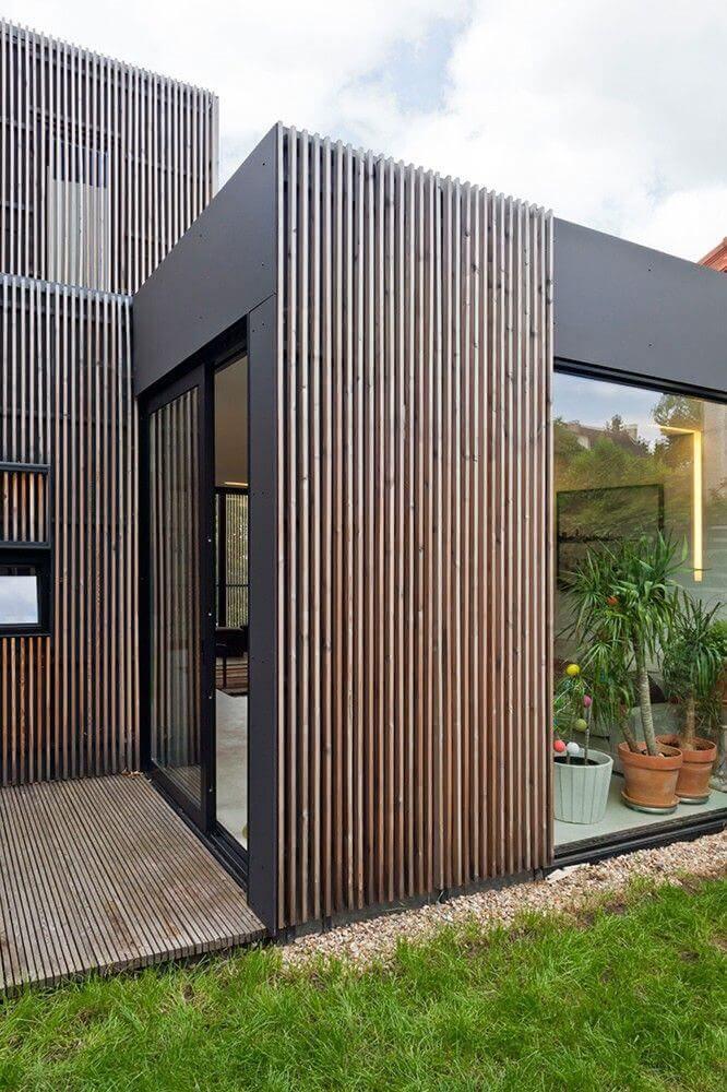 Inspiração para fachada moderna