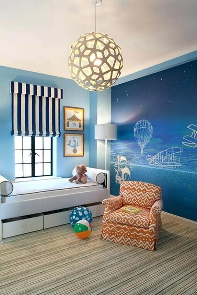 luminária para quarto infantil