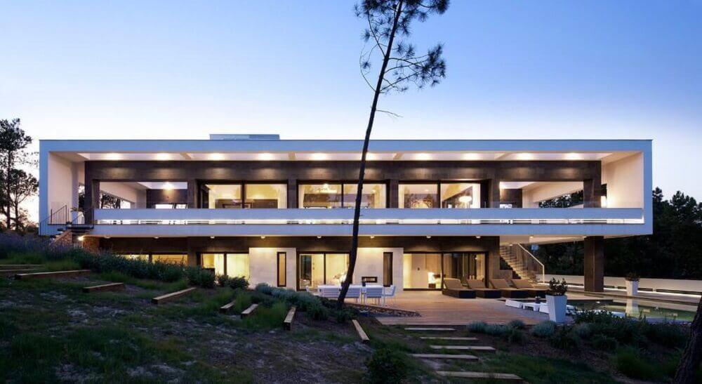 mansão moderna