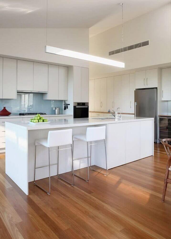 modelo moderno de Luminária de led para cozinha