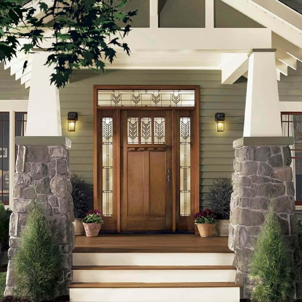modelos de portas de madeira para hall