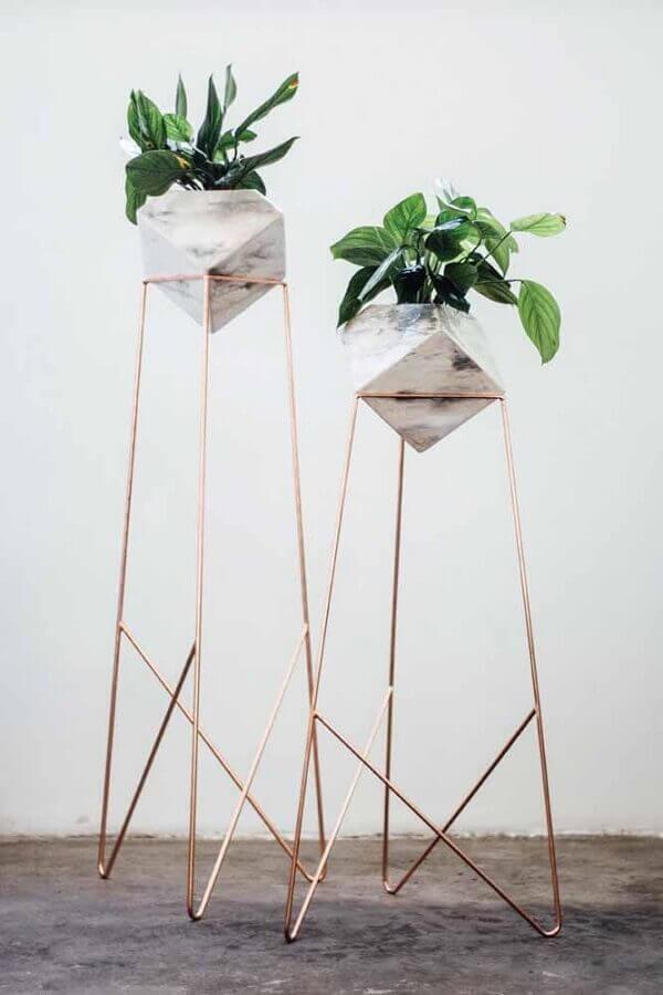 modelos minimalistas de vasos decorativos Foto Behance