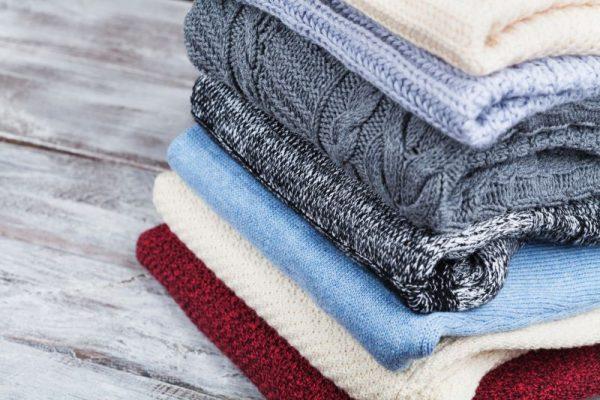Organizar guarda roupa inverno