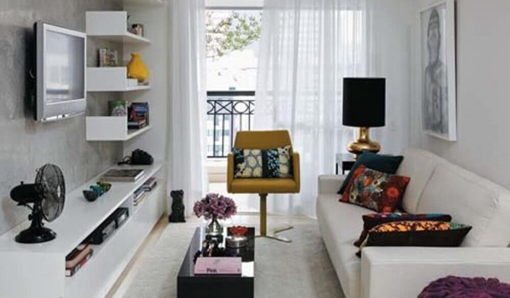 papel de parede para casa simples e bonita