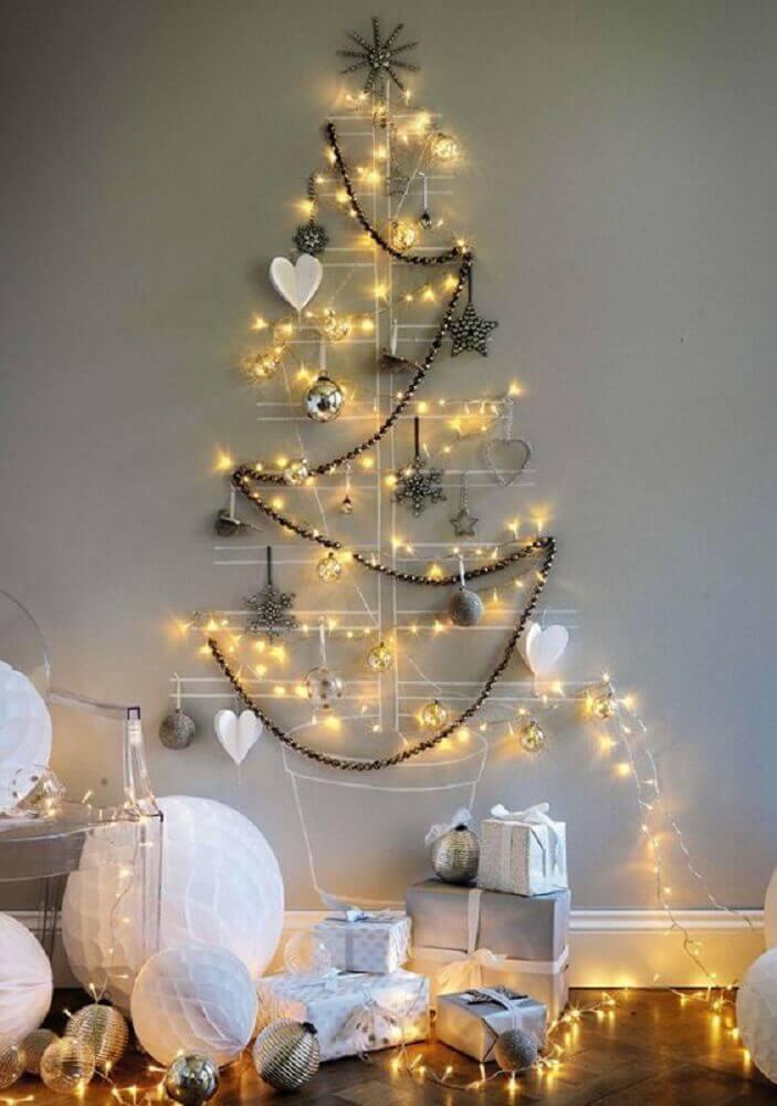 pisca pisca para decoração de natal