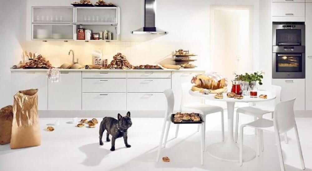 pisos para animais de estimação