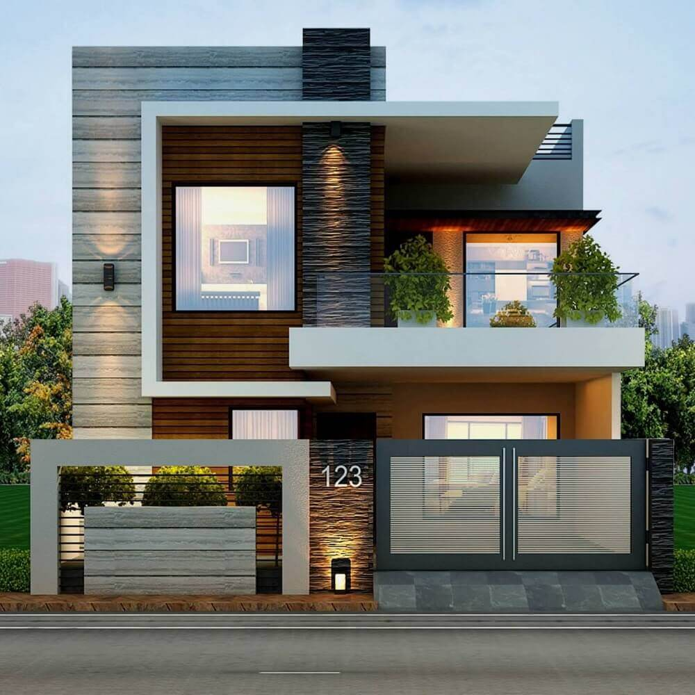 projetos de casas lindas