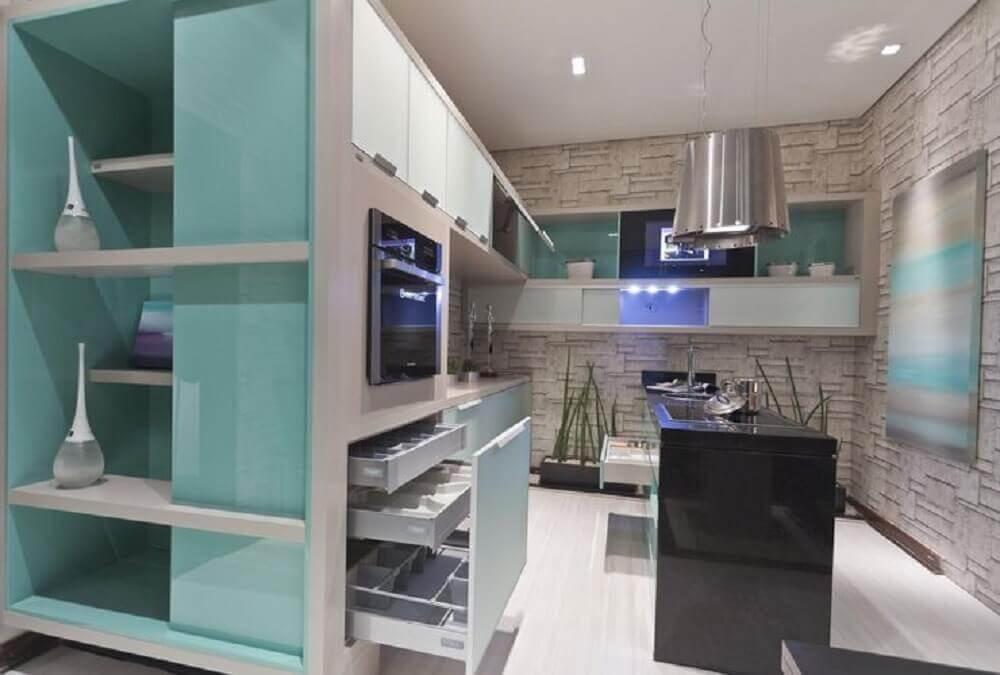 revestimento de parede para cozinhas modernas