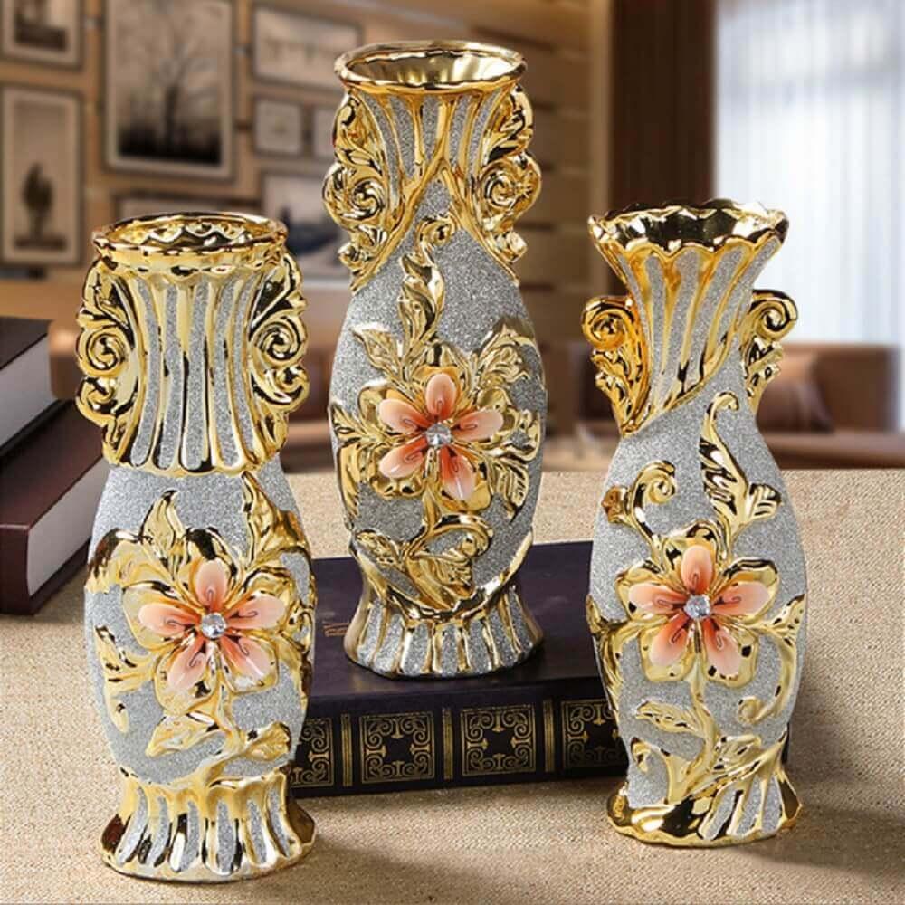 sofisticados vasos decorativos