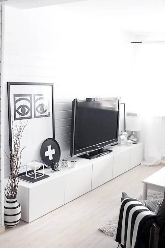 vasos decorativos para sala clean