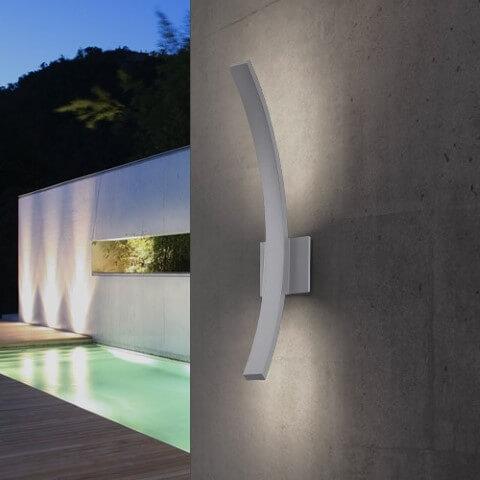 Arandelas externas modernas