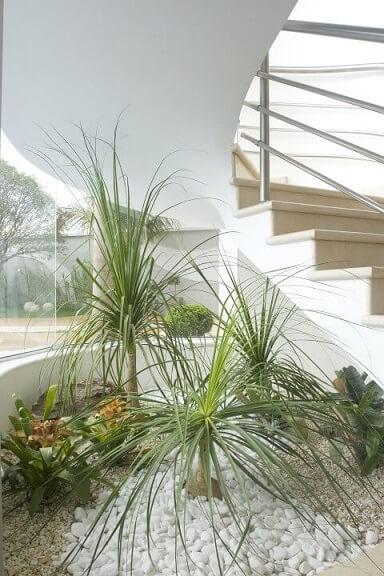 Como fazer um jardim de inverno interno Projeto de Aquiles Nicolas Kilaris