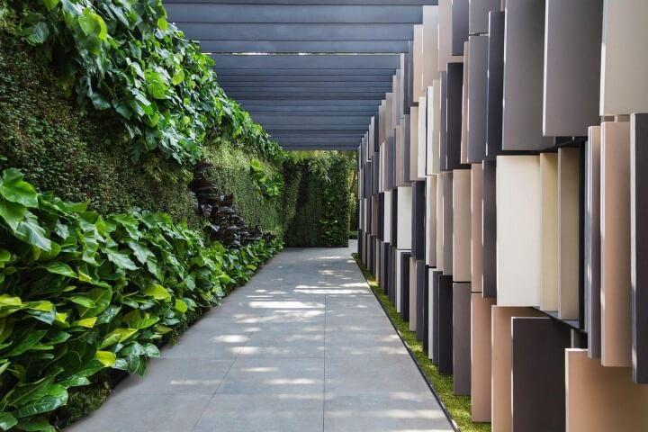 Como fazer um jardim vertical Projeto de Alex Hanazaki