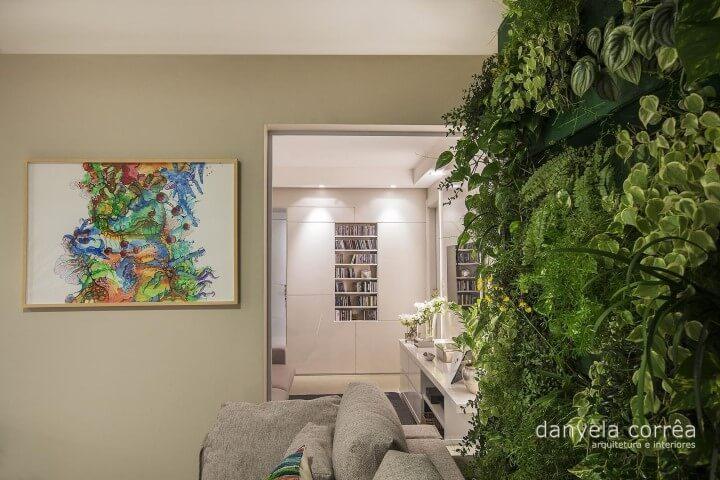 Como fazer um jardim vertical Projeto de Danyela Correa
