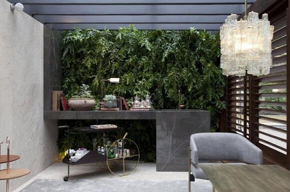 Como fazer um jardim vertical Projeto de Joana Requião