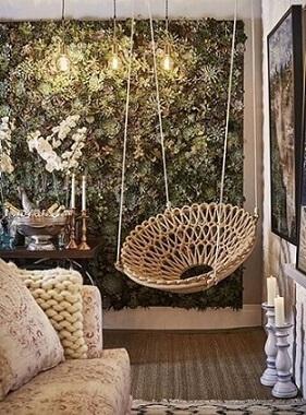 Como fazer um jardim vertical em sala Projeto de Casa Cor 2016