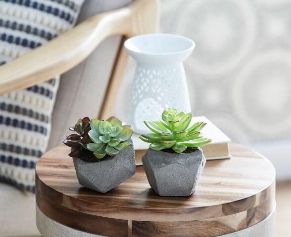 Como fazer vaso de cimento quadrado