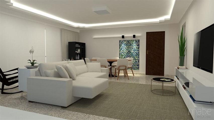 Modelos de sofá retrátil Projeto de Rebeca Bernardes