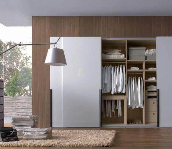 armários embutidos para quarto planejado