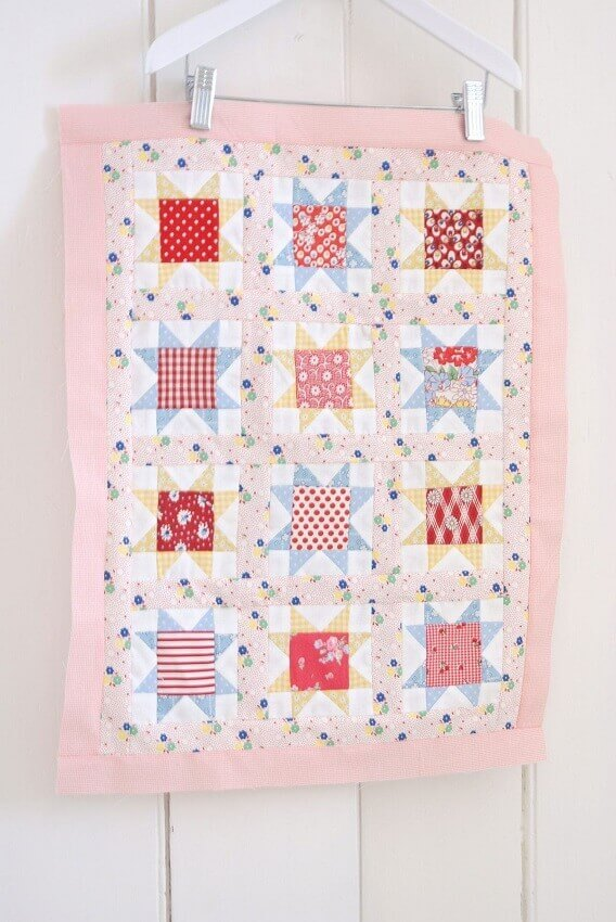 artesanato em patchwork para cozinha